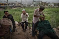 """fotojournalismus: """" The Daily Life of the Uyghurs in Kashgar (July/August China's Muslim Uyghur ethnic group faces cultural and religious restrictions by the Chinese government. Fotojournalismus, Reportage Photography, Susan Sontag, Central Asia, Beijing, Vulnerability, Documentaries, Around The Worlds, Culture"""
