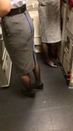 These Girls, Pin Up Girls, Suspender Bumps, Nylons And Pantyhose, Stockings And Suspenders, Sexy Older Women, Cabin Crew, Flight Attendant, Vintage Lingerie