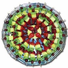 Fruit Platter Idea