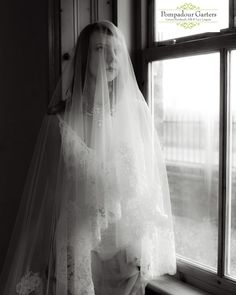 Ornate Silk Tulle Wedding Veil With French Lace And Appliques Swarovski Diamante Photograph Courtesy