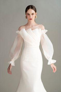 Weeding Dress, Dream Wedding Dresses, Designer Wedding Dresses, Bridal Dresses, Elegant Dresses, Beautiful Dresses, Fairytale Dress, Engagement Dresses, Marie