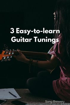 Drop D Tuning, Open G Tuning, Guitar Tunings, Guitar Strumming, Indie Singers, Power Chord, Easy Guitar, Folk Music, Popular Music