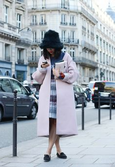 Tommy Ton Shoots Street Style at the Spring 2014 Couture Shows