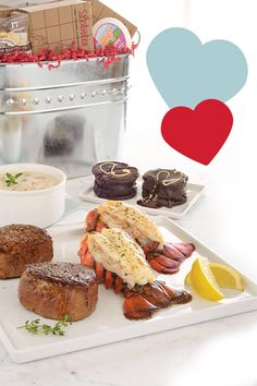 Wouldn't you love to treat your mom to an authentic coastal five-star feast for Mother's Day? Take off all Lobster Gram products with promo code: LOVEMOM. Lobster Gram, Lobster Pot Pies, Lobster Party, Steak And Lobster, Frozen Lobster, Fresh Lobster, Shrimp Cocktail Sauce, Maryland Style Crab Cakes, Alaskan King Crab