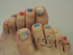 atelier+LIM foot nail
