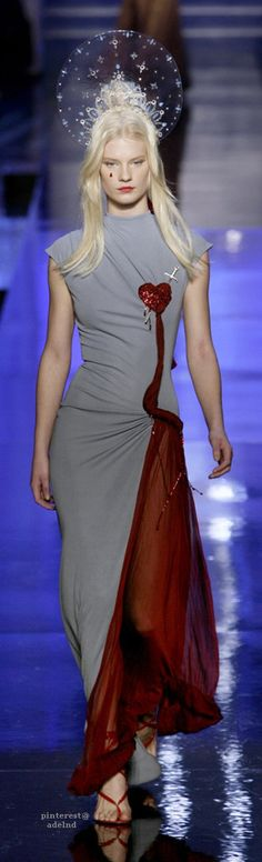 Jean Paul Gaultier Spring 2007 Couture                                                                                                                                                                                 More