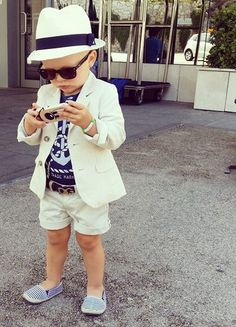 Elegant Baby Boy Names - I like his outfit, surely in fashion and style. | re-pinned by https://en.gravatar.com/southfloridah2o