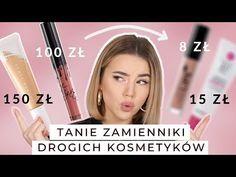 TANIE ZAMIENNIKI DROGICH KOSMETYKÓW!😨💵 - YouTube Laura Mercier, Beverly Hills, Make Up, Film, Youtube, Movie Posters, Instagram, Movie, Film Stock