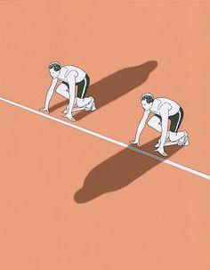 Para ser notável, é preciso ser Guy Billout - Workbook Illustration Portfolio - Conheça a Priorart. www.priorart.com.br