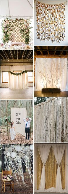 Unique and Breathtaking Wedding Backdrop Ideas - CueThat backdrop ideas diy wedding design backdrop ideas for reception wedding backdrop ideas. Backdrop Frame, Rustic Backdrop, Backdrop Design, Backdrop Ideas, Fabric Backdrop, Diy Backdrop Stand, Cheap Backdrop, Backdrop Decorations, Cheap Wedding Decorations