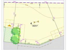 Exclusivite, terrain a vendre a Guidel de 602 m²