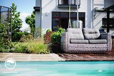 Posezení u bazénu Outdoor Decor, Home Decor, Decoration Home, Room Decor, Home Interior Design, Home Decoration, Interior Design