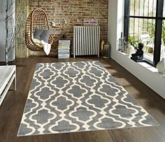 Where to find and buy Quatrefoil (or Moroccan Trellis) area rugs and matching accessories. Origin and meaning of quatrefoil.