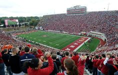 Memorial Stadium, one of these days Indiana will have an elite football program.