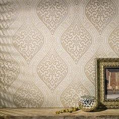 Labyrinth Cream / Gold
