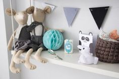 Scandinavian Styled Nursery With Sweet Mint Accents | Kidsomania