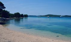 Luka beach Ugljan - Copyright European Best Destinations.  More about Croatia on this free and online travel guide: http://www.europeanbestdestinations.com/travel-guide/zagreb-and-croatia