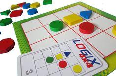 """Dyslexia Quality Award 2015 für """"Logix 4x4"""" von IQ-Spiele - Ratgeberspiel"""