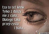 Łzy to też krew tylko z duszy - Pozytywniej. Motto, Poems, Quotes, Movie Posters, Life, Nick Vujicic, Inspirational, Fotografia, Polish
