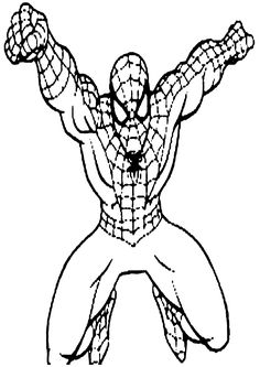 43 Best Spiderman Coloring Pages images in 2017