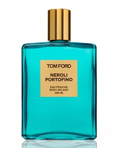 For Father's Day: Neroli Portofino Eau Fraiche Body Splash by Tom Ford Fragrance at Neiman Marcus.
