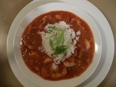 Beer. Butter. Bacon.: Shrimp, Sausage and Crayfish Gumbo