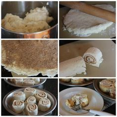 These gluten free cinnamon rolls are easy to make and are delicious! They are the perfect gluten free cinnamon roll!