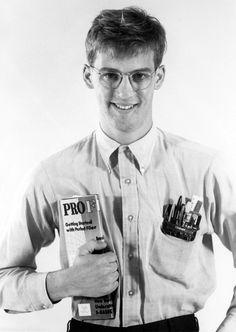 """Anthony Edwards in """"Revenge of the Nerds,"""" 1984."""