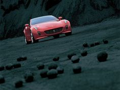 Ferrari GG50 (ItalDesign), 2005