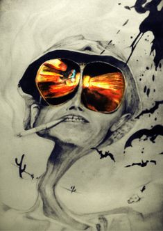 Fear and loathing in Las Vegas by Grethchen