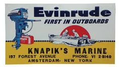 Image result for old outboard advertising