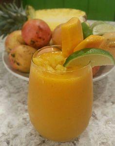 Frappe de mangó