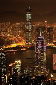 Hong Kong most stunning pictures