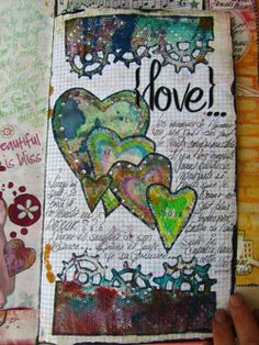Once you click on this link, there are all sorts of beautiful journals....so inspirational