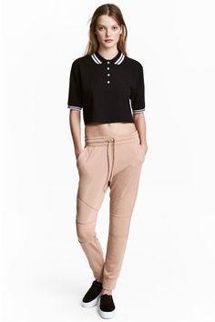 Pantaloni de jogging - Bej - FEMEI | H&M RO 1