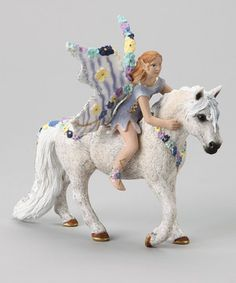 Look what I found on #zulily! Oleana & Horse Figurine Set by Schleich #zulilyfinds