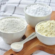 The Basic Gluten-Free Flour Blend Recipe - your easy, peasy, everyday basic flour mix for creating gluten-free goodies.