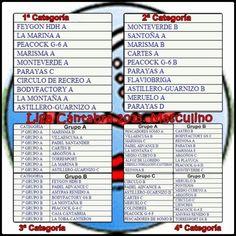 Liga de padel en Cantabria 2013 en categoría masculina