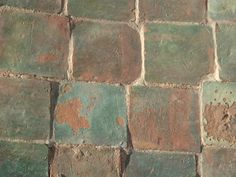 Floor-tile (tomettes)
