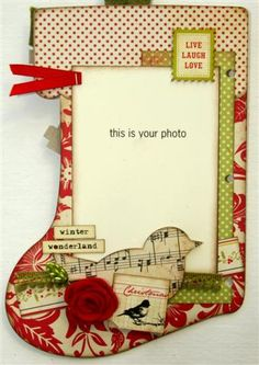 I would make these for ALL of my friends this Christmas!  So cute!