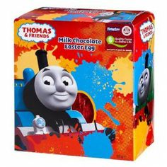 Thomas the Tank Engine Egg. Celebrate this Easter with our range of Easter eggs and chocolate. Choose from Easter eggs or smaller treats perfect for children and adults, and all at amazing value, every day! Find what's in your local store today! Easter Gift, Happy Easter, Thomas The Tank, Thomas And Friends, Little Boys, Easter Eggs, Gift Guide, Engine, Lunch Box
