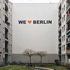 Sometimes there is nothing more to say than this wall does. #visit_berlin