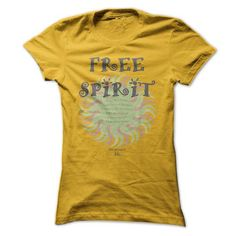Awesome Tee Free Spirit T-Shirts