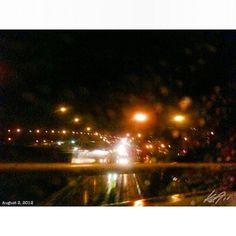 I saw the #moon while ago but now we have #storm heavy #rain #rainy #season #philippines #フィリピン #嵐 #雨
