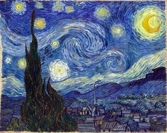 See 498 Vincent Van Gogh Art Prints at FreeArt. Get Up to 10 Free Vincent Van Gogh Art Prints! Gallery-Quality Vincent Van Gogh Art Prints Ship Same Day. Van Gogh Pinturas, Gogh The Starry Night, Starry Nights, Stary Night Van Gogh, Starry Night Original, Most Famous Paintings, Famous Artists, Famous Artwork, Popular Paintings