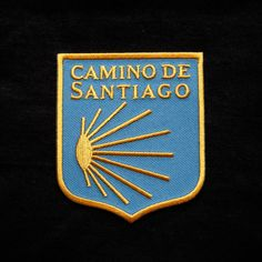 Hey, I found this really awesome Etsy listing at https://www.etsy.com/listing/246307555/camino-de-santiago-st-james-pilgrim