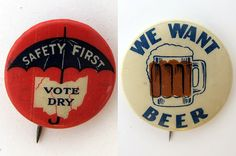 A Chicago museum portrays the history of American politics through the prism of a simple accessory: the political button. http://ti.me/zWLwon