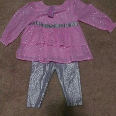 Outfit Pink and silver Granimals Other
