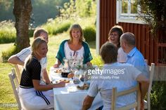 View Stock Photo of Midsummer In Stockholm Archipelago Sweden. Find premium, high-resolution photos at Getty Images.
