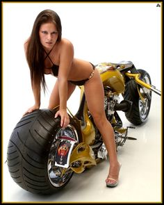 Scooter Babe Pictures - Page 153 - Club Chopper Forums